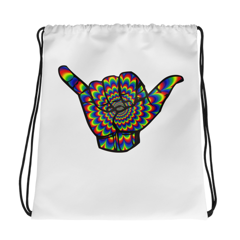 Hang Loose Drawstring bag