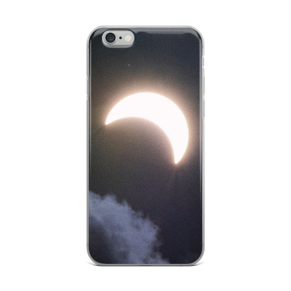 Bright Moon iPhone Case