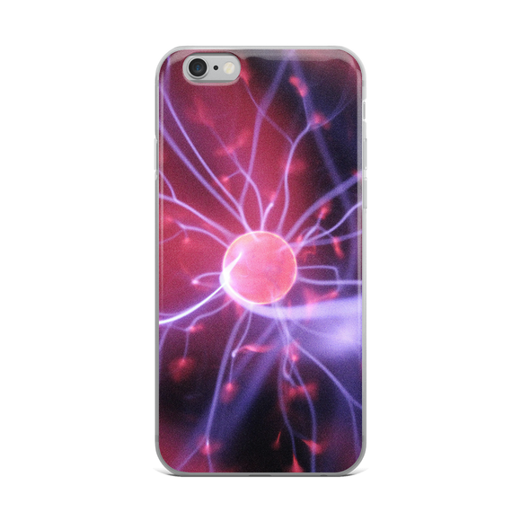 Space Light iPhone Case