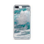 Wavy Baby iPhone Case