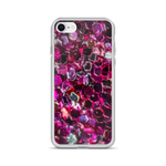 Don't Touch My Glitter iPhone Case