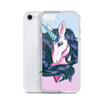 Majestic Unicorn iPhone Case