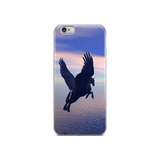 Fly Away Unicorn iPhone Case