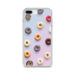 Donut Care iPhone Case