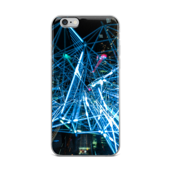 Bright Lights iPhone Case