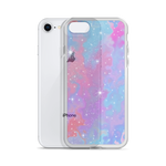 Cotton Candy Sky iPhone Case