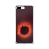 Red Eye iPhone Case