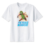 Pickle Rick T-shirts