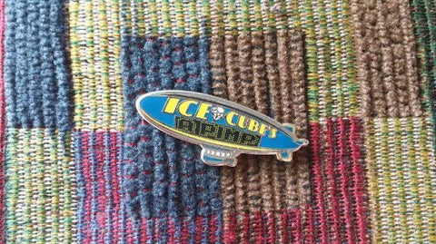 Ice Cubes A Pimp Blimp Pin