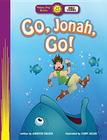 Happy Day Books: Go, Jonah, Go!