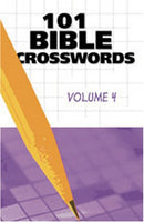 101 Bible Crossword: Volume 4