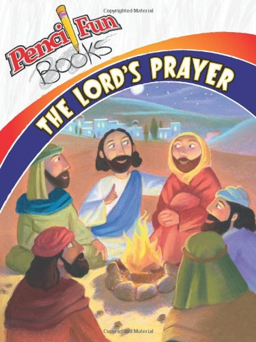 Pencil Fun Books: The Lord's Prayer