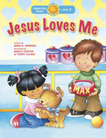 Happy Day Books: Jesus Loves Me