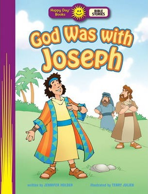 Happy Day Books: God Was With Joseph