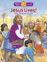 Happy Day Books: Jesus Lives! The Easter Story