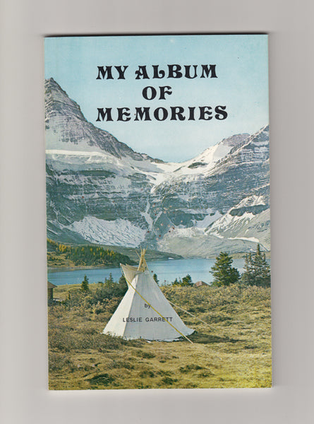 """My Album of Memories"" by Leslie Garrett"