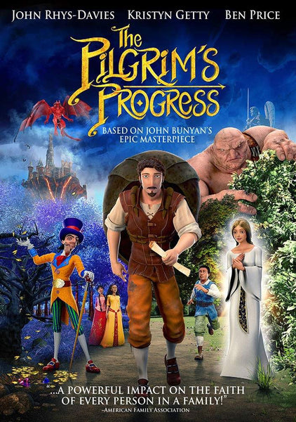 The Pilgrim's Progress (DVD)