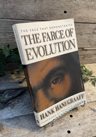 """The Face That Demonstrates the Farce of Evolution"" by Hank Hanegraaff"