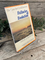 """Fallacies of Evolution: The Case for Creationism"" by Arlie J. Hoover"