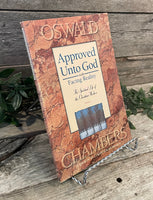 """Approved Unto God with Facing Reality: The Spiritual Life of the Christian Worker"" by Oswald Chambers"