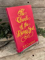 """The Church of the Living God"" by R.K. Campbell"