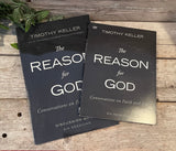 """The Reason For God (book and DVD combo)"" by Timothy Keller"