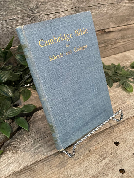 The Cambridge Bible of Schools and Colleges