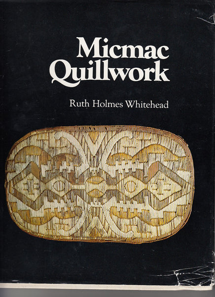 """Micmac Quillwork"" by Ruth Holmes Whitehead"