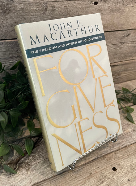 """The Freedom and Power of Forgiveness"" by John MacArthur"