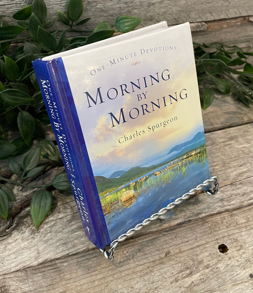 """Morning by Morning: One-Minute Devotions"" by Charles Spurgeon"