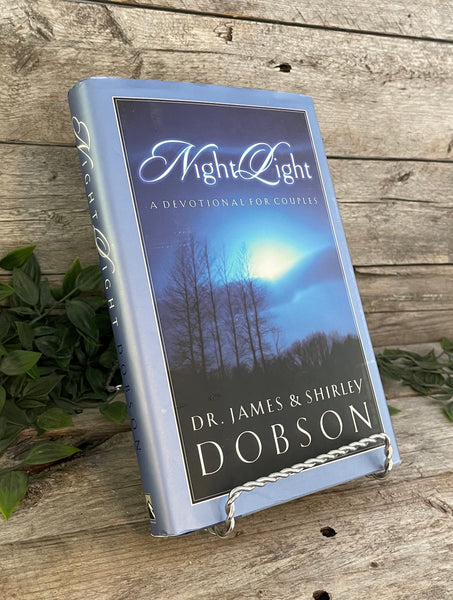 """Night Light: A Devotional For Couples"" by Dr. James & Shirley Dobson"
