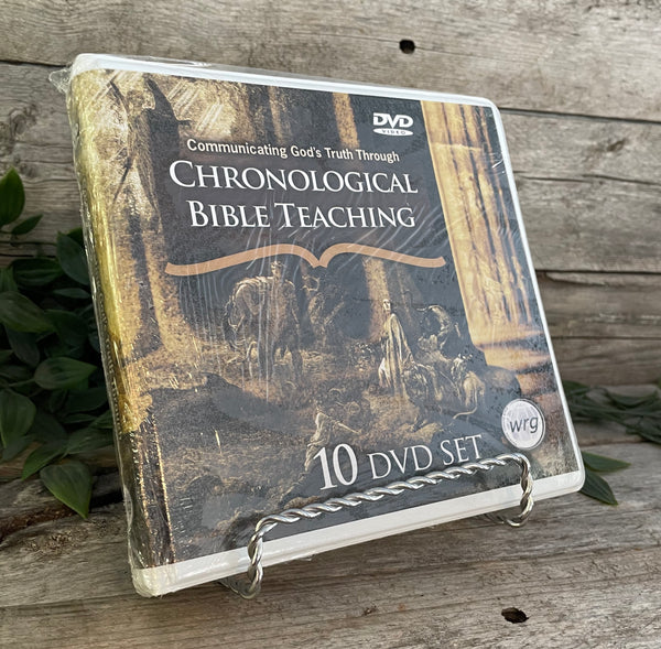 Communicating God's Truth Through Chronological Bible Teaching (DVD)