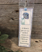 Bookmark: Mom's Gift