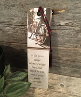 Bookmark: Proverbs 3:6