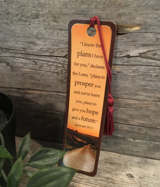 Bookmark: Jeremiah 29:11