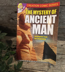 """The Mystery Of Ancient Man"" Creation Comic"