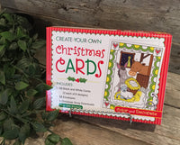 """Create-Your-Own Christmas Cards"" by Shiloh Kidz"