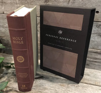 Personal Reference Bible (ESV) English Standard Version