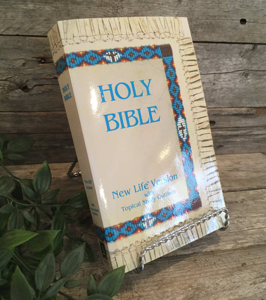 Holy Bible: New Life Version with Topical Study Notes