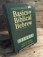 """Basics of Biblical Hebrew"" by Gary Pratico and Miles Van Pelt"