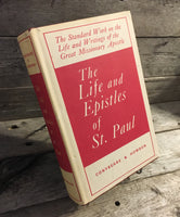"""The Life and Epistles of St. Paul"" by Conybeare & Howson"