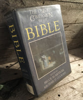 """The Oxford Companion to the Bible"" edited by Bruce Metzger & Michael Coogan"