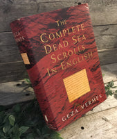 """The Complete Dead Sea Scrolls in English"" by Geza Vermes"