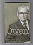 """Owen: The Biography of Owen Salway"" by Florence Salway"