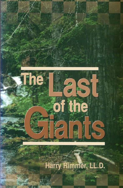 """The Last of the Giants"" by Harry Rimmer"
