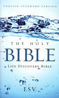 """The Holy Bible: Life Discovery Bible (ESV)"""