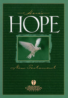 """Here's Hope New Testament (Holman Christian Standard Bible)"""