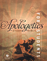 """HCSB Apologetics Study Bible for Students (Coral, Leathertouch)"""