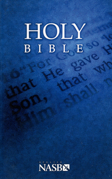 """NASB Holy Bible"""