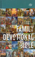 """ESV Family Devotional Bible"""